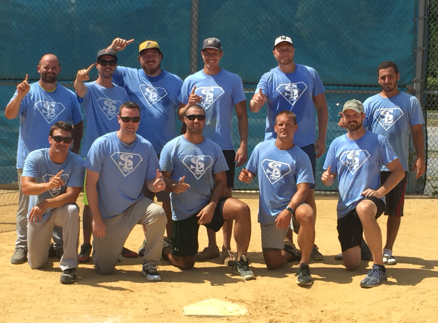 2016 Men's Spring Softball A Champs